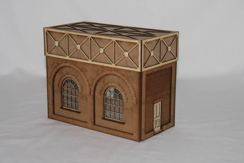 Fine Scale O Gauge Water Tower
