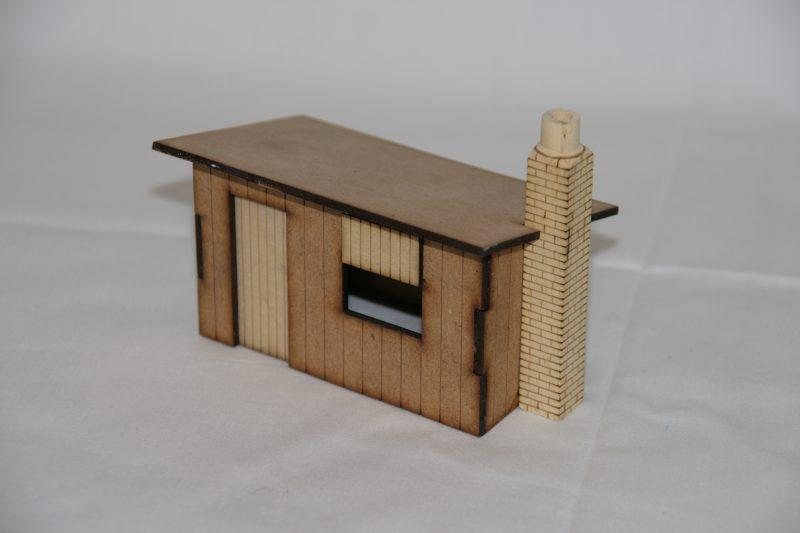 Fine Scale OO Gauge Lineside Shed