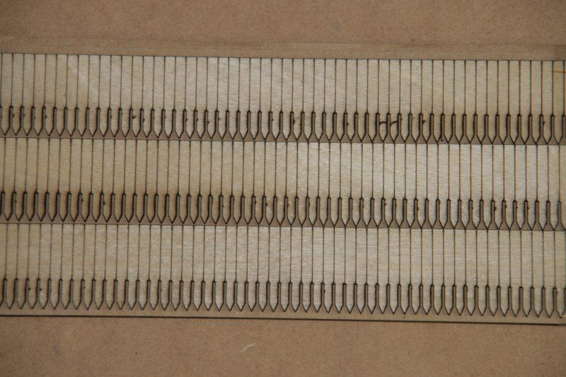 O Gauge Southern Station Valances 3NO