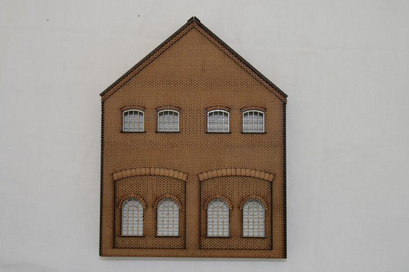 OO Gauge Warehouse End